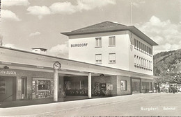 Burgdorf. Bahnhof - BE Berne