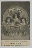 50980 Cartolina Illustrata Pubblicitaria - Olio Per Auto Celor - Fam. Altis - Publicité