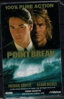 JAPAN 1990 PHONECARD CINEMA POINT BREAK USED VF!! - Cinema