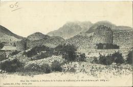 CPA Des Vaudois, à L'entrée De La Vallée De Vallouise Et Le Mont-Brison (Lambert, édit.). - Unclassified