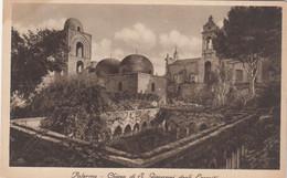 9453) PALERMO - Chiesa Di S. Giovanni Degli Eremiti - VERY OLD ! - Palermo