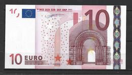 BILLETE DE 10,00€ SIN CIRCULAR PLANCHA   (C.B) - 5 Euro