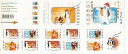 FRANCE 2008.TEX AVERY (Le Loup, Droopy,etc) Carnet Neuf ** Booklet MNH (Fête Du Timbre) - Neufs