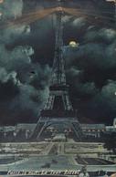 PARIS La Nuit La Tour Eiffel - Tour Eiffel