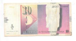 *macedonia 10 Dinar 2011  14 - Macedonia