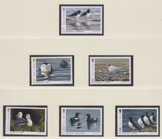 Isle Of Man 2017 - Coastal Birds, Set 6 - Unmounted Mint NHM - Man (Ile De)