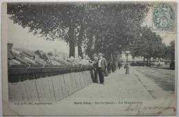 Paris Vécu Sur Les Quais Les Bouquinistes - El Sena Y Sus Bordes