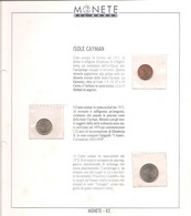 Cayman - Monete Del Mondo - Uscita N°82 - 1-5-10 Cents - 1990 - Cayman Islands