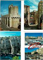 13 / BOUCHES DU RHÔNE / Lot De 700 C.P.M. écrites - 500 Postcards Min.