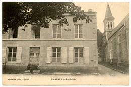 SMARVES - La Mairie  - Voir Scan - Smarves