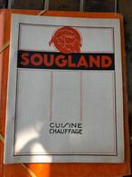 Catalogue SOUGLAND  Cuisine Chauffage - Collections