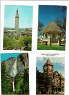 U.S.A / Lot De 900 C.P.M. écrites / Petits Formats - 500 Postcards Min.