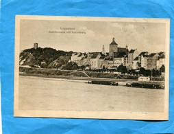 POLOGNE- GRAUDENZ -Speichrseite Mit Schosberg-au Dos Cachet Mission Militaire Française En Pologne -1916 - Poland