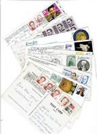 U.S.A./ Lot De 660 C.P.M. Timbrées - 500 Postcards Min.