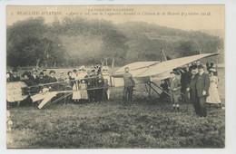 La Corrèze Illustrée - BEAULIEU - AVIATION - Après Le Vol, Vue De L'appareil ARONDEL Et CHÂTEAU DE LA MAJORIE (1912) - Andere Gemeenten