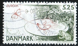 Danmark 1997 Europa 5.25 Ore N° 1163 Used - Gebruikt