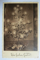 """(12/1/17) Postkarte/AK """"Ein Frohes Fest"""" Von Deutscher Reichskriegerbund (Kyffhäuserbund) Kreisverband Schwabmünchen - Weltkrieg 1939-45"""