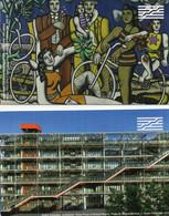 Centre POMPIDOU - Beaubourg - LOT 2 TICKETS-  Fernand LEGER - Centre Pompidou - Eintrittskarten