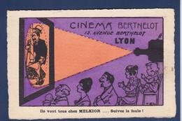 CPA Cinéma Bertnelot Lyon Par Tel Estampe Non Circulé - Andere