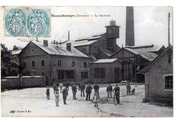 BEAUCHAMPS (Somme)  -  La Sucrerie - Altri Comuni
