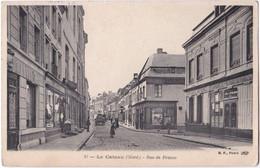 59. LE CATEAU. Rue De France. 37 - Le Cateau
