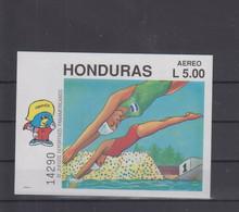 Honduras Michel Cat.No. Mnh/** Sheet 49 - Honduras