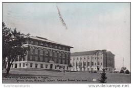 Science Laborbory & Gym Iowa State Normal School Cadar Falls Iowa 1911 - Other