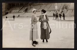 CPA / Postcard / ROYALTY / Sweden / Suède / Sverige / Kronprinsessan Margareta / Princess Margaret Of Connaught - Winter Sports