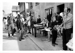 110921 - PHOTO - 25 DOUBS PONTARLIER 1969 SPORT ATHLETISME COURSE - Pontarlier