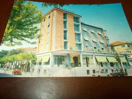 B795  Pesaro Marche Hotel Losanna Viaggiata Presenza Macchioline Umido - Pesaro