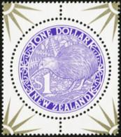 NEW ZEALAND 1997 Round Kiwi Definitives Birds Animals Fauna MNH - Kiwis