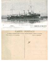 Flotte De Guerre Française - CAASSARD Croiseur à Barbette - Chocolat Klaus - Non Classificati