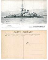 Flotte De Guerre Française - JEMMAPES Garde-côtes Cuirassé - Chocolat Klaus - Non Classificati