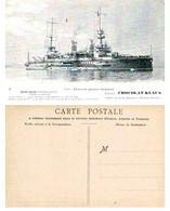 Flotte De Guerre Française - SAINT-LOUIS Cuirassé - Chocolat Klaus - Non Classificati
