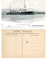 Flotte De Guerre Française - SULLY Croiseur Cuirassé - Chocolat Klaus - Non Classificati