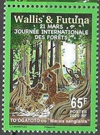 WALLIS ET FUTUNA, 2021, MNH, INTERNATIONAL DAY OF FORESTS,1v - Protezione Dell'Ambiente & Clima