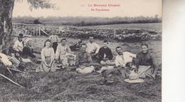 LE MORVAN ILLUSTRE   EN FAUCHAISON - Autres Communes