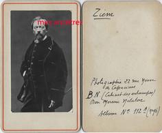 CDV Félix ZIEM, Peintre Orientaliste, Issu école De Barbizon-précurseur Impressionnisme-cliché Bibliothèque Nationale - Old (before 1900)