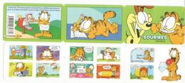 2008.Garfield The Cat. Le Chat Garfield. Carnet Neuf ** Non Plié (autoadhésifs) # BC 194 - Neufs