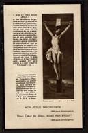 Souvenir Pieux - Abbé Victor EGGERS - Braine-le-Château 1876 / Orp 1944  Curé Nil-St-Vincent / Doyen Orp-le-Grand - Images Religieuses