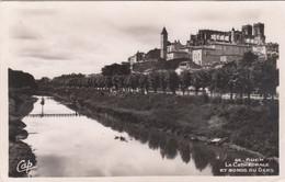 9514) AUCH - La CATHEDRALE - Et Bords Du GERS - Old !! 1941 - Auch
