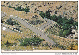 Wounderful Wyomingwitchbacks In Big Horn Mountains Wyoming - Other