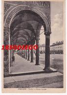 VIGEVANO - PORTICI E PIAZZA DUCALE F/GRANDE VIAGGIATA 1942 - Vigevano