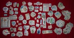 Lot De Timbres En Francs, Valeur Faciale 2306 Francs, Neuf Avec Charnière , Liste Détaillée Dans La Description - Unclassified