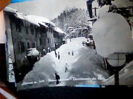 ABETONE PASSONEVICATA  NEVE  VB1961  IF9131 - Pistoia