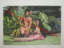 Samoa / Entertainers In The Garden Of The Legendary Aggie Grey's Hotel In Apia, Western Samoa - Samoa