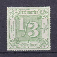 Thurn Und Taxis - 1866 - Michel Nr. 46 - Ungebr. - Thurn And Taxis