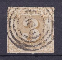 Thurn Und Taxis - 1865 - Michel Nr. 40 N4 - Gestempelt - 30 Euro - Thurn And Taxis