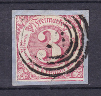 Thurn Und Taxis - 1862 - Michel Nr. 32 N4 - Gestempelt - Thurn And Taxis