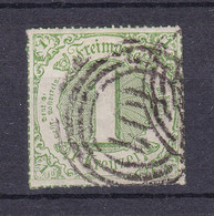 Thurn Und Taxis - 1866 - Michel Nr. 51 N4 - Gestempelt - Thurn And Taxis